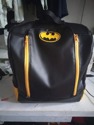Makerist - Batman MidiKlapPack - 1