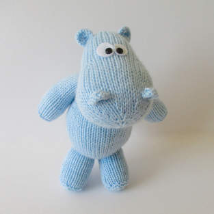 Makerist - Harry the Hippo - 1