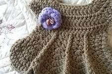 Makerist - Sunday Best Crocheted Dress - 1