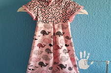 Makerist - Tunika/Kleid Empire von Lolletroll - 1