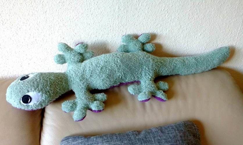 Makerist - Riesen-Salamander - Nähprojekte - 1