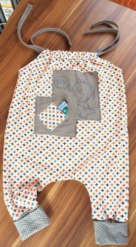 Makerist - Tidino the Cutiest , Jersey, für meinen Sohn - Nähprojekte - 1
