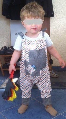 Makerist - Tidino the Cutiest , Jersey, für meinen Sohn - Nähprojekte - 3