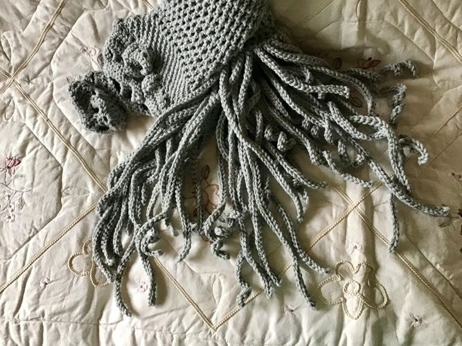Makerist - Haute Couture Bohemian Scarf - Crochet Showcase - 3