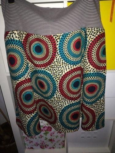 Makerist - Damen Rock in 5 Längen mit Seitentaschen.  - Nähprojekte - 1
