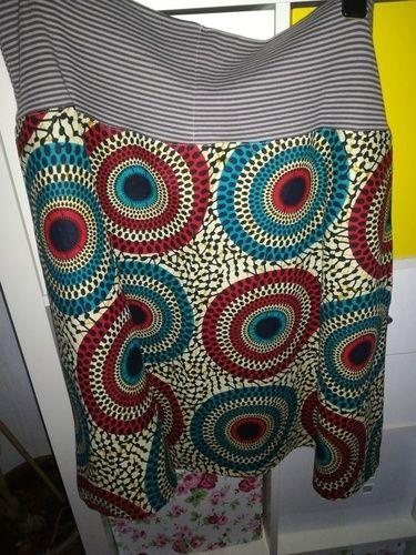 Makerist - Damen Rock in 5 Längen mit Seitentaschen.  - Nähprojekte - 3