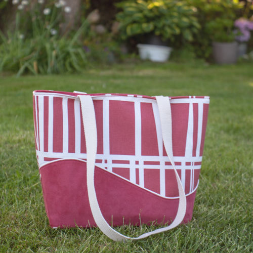 Makerist - Sacôtin Samba rouge - Créations de couture - 1