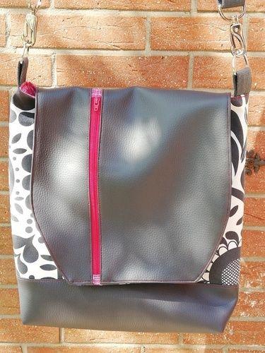 Makerist - Tasche Vertica - Nähprojekte - 1