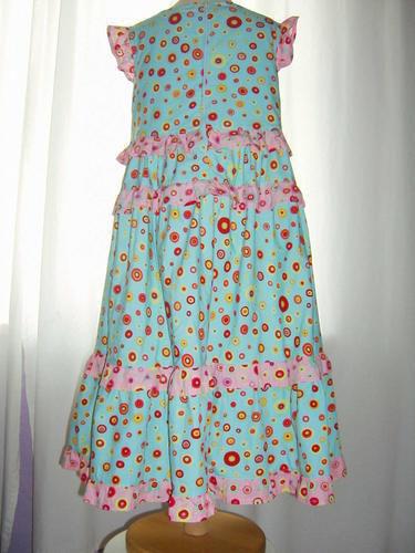 Makerist - Mädchen-Kleid - Nähprojekte - 2
