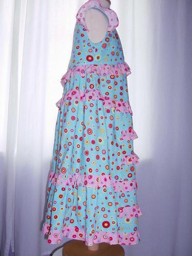Makerist - Mädchen-Kleid - Nähprojekte - 3