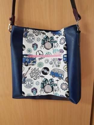 Makerist - Tasche Stella - 1