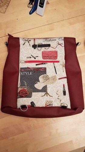 Makerist - Tasche Stella - Nähprojekte - 2
