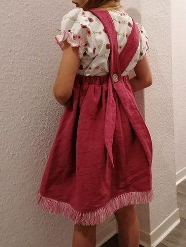 """Makerist - Eine """"himmlische Carla"""" für meine Tochter - Nähprojekte - 1"""