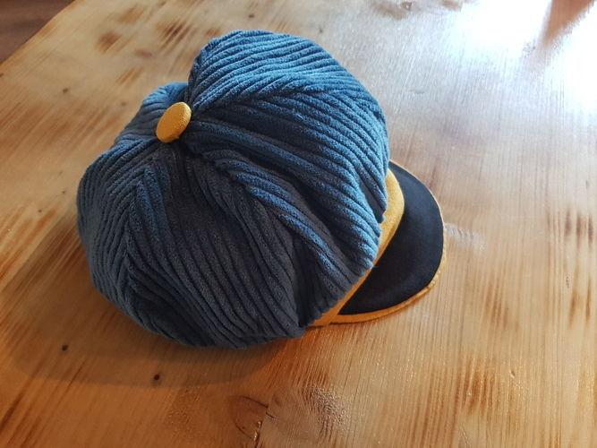 Makerist - Ballonmütze - Nähprojekte - 1