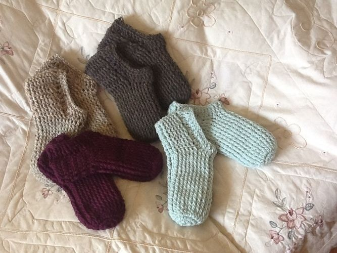 Makerist - Soho Crocheted Socks - Crochet Showcase - 1