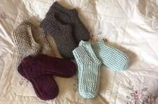 Makerist - Soho Crocheted Socks - 1