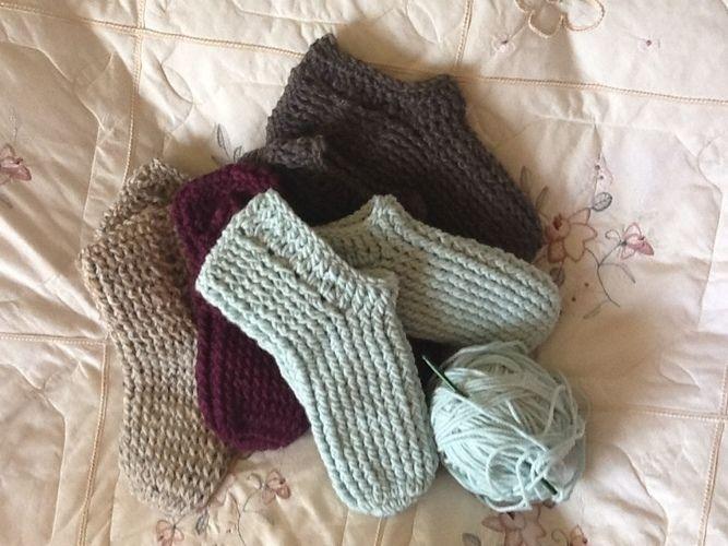 Makerist - Soho Crocheted Socks - Crochet Showcase - 3