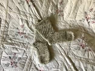 Makerist - Stone Castle Socks - 1