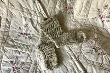 Makerist - Stone Castle Socks - 1