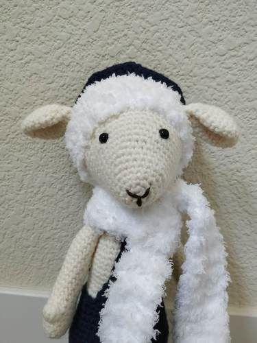 Makerist - Amigurumi – Gédéon le mouton - crochet – tutoriel - Créations de crochet - 2