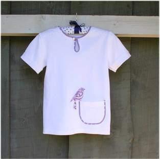 Makerist - Tennishemden werden zu Kinder-T-Shirts - 1