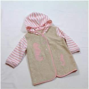 Makerist - Strandmantel Baby aus Handtuch - 1