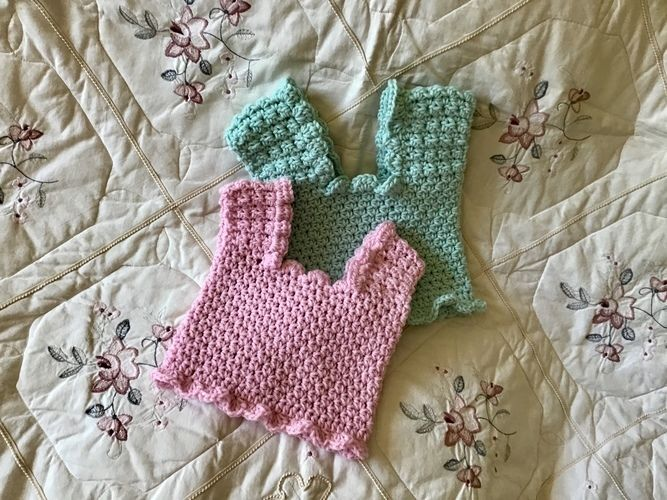 Makerist - Toddler Summer Top - Crochet Showcase - 2