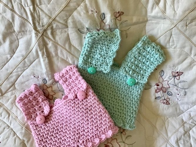 Makerist - Toddler Summer Top - Crochet Showcase - 3