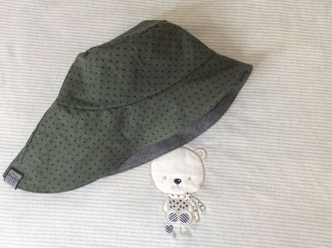 Makerist - Sonnenschutz für den Kopf - Nähprojekte - 2