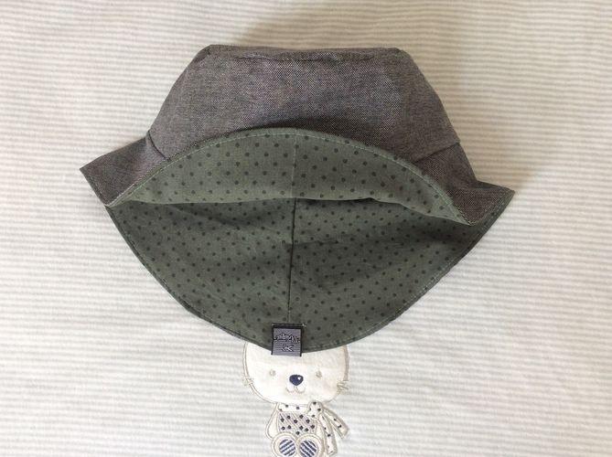 Makerist - Sonnenschutz für den Kopf - Nähprojekte - 3