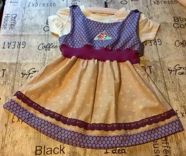 Makerist - und noch ein Kleidchen - Nähprojekte - 1