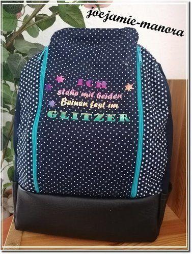 Makerist - KlapPack Mittel für´s Töchterchen - Nähprojekte - 1