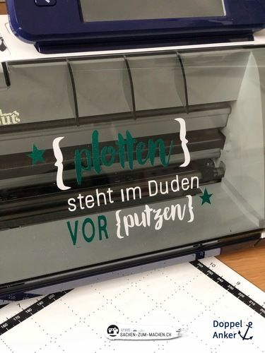 Makerist - Plotter Queen von Alpwind  - Textilgestaltung - 1