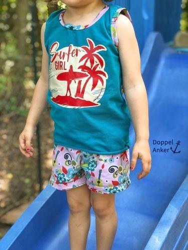 Makerist - Surfer Girl von Alpwind - Textilgestaltung - 1