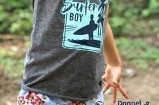Makerist - Surfer Boy von Alpwind - 1