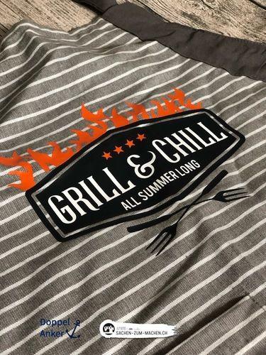 Makerist - Grill & Chill von Alpwind - Textilgestaltung - 1