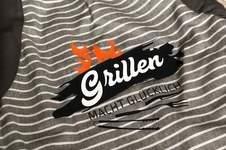 Makerist - Grillen macht glücklich von Alpwind - 1