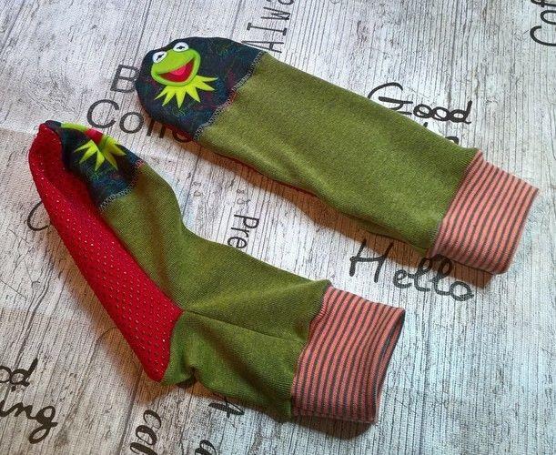 Makerist - ABS Socken für meine Enkelin  - Nähprojekte - 1