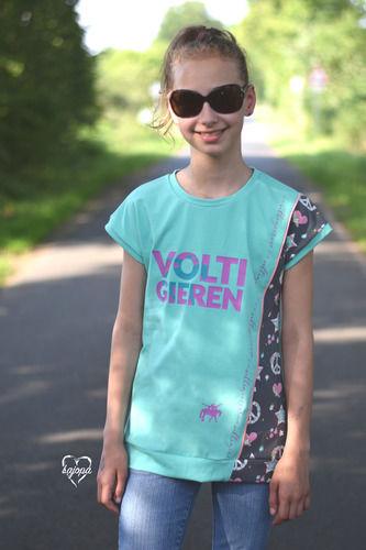 Makerist - Tilt Teens mit Voltigieren Plott von Daddy2Design verschönert - Nähprojekte - 1