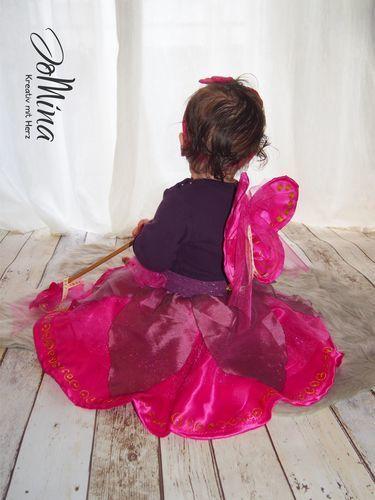 Makerist - Ein tolles Kostüm für meine Mini Fee - Nähprojekte - 1