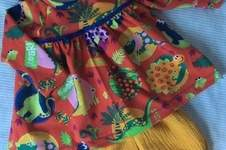 Makerist - Ein Kleidchen für die neue Erdenbürgerin - 1