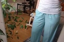 Makerist - Luftige Sommerhose aus Crepe für mich - 1