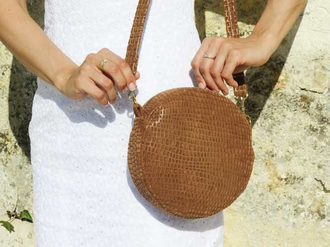Makerist - Sac rond Sun  - version simple - Créations de couture - 2