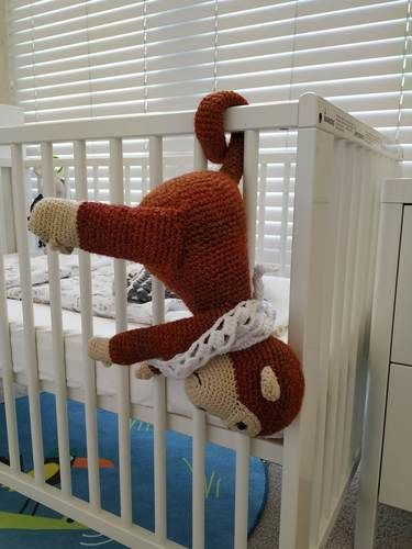 Makerist - Peluche - Mango le singe acrobate - crochet – tutoriel - Créations de crochet - 2