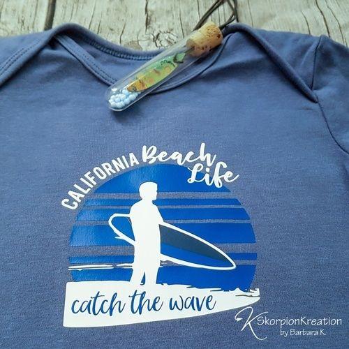 Makerist - California Surf Plott - Textilgestaltung - 2