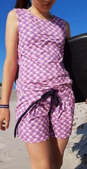 Makerist - Jumpsuit Julika in Kurz für meine Tochter - 1