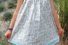 Makerist - Mädesüß Tunika für meine Tochter - 1