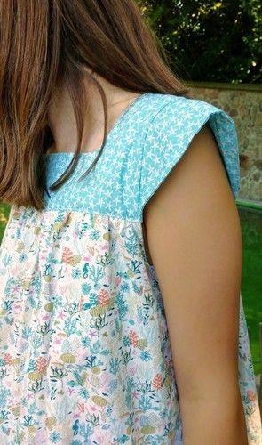Makerist - Mädesüß Tunika für meine Tochter - Nähprojekte - 2