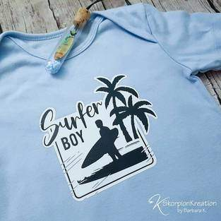 Makerist - Surfer Boy - 1
