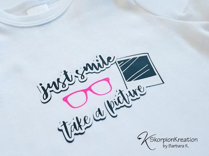 Makerist - Smile :-) - Textilgestaltung - 1